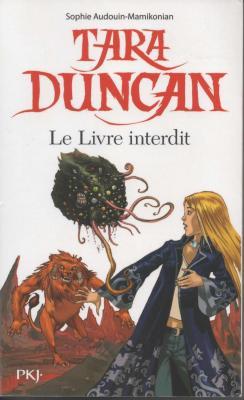 Sophie Audouin-Mamikonian - Tara Duncan - Livre 2 Le livre interdit 1