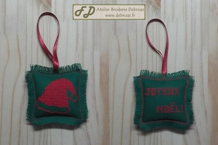 Bonnet Rouge sur Vert