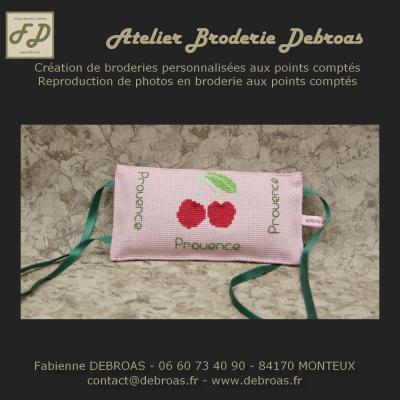Bloque-porte - Cerises