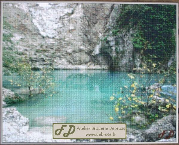 007-Fontaine de vaucluse