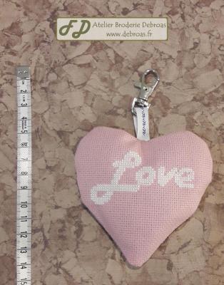 Gco7lovlav4042 grand coeur love lavande toile 7 rose